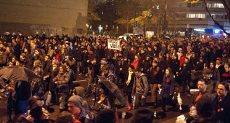 مظاهرات فى كندا