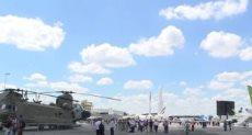 معرض لوبورجيه للصناعات الجوية