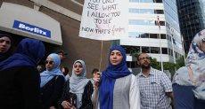 احتجاجات ضد قانون بكندا يحظر التمييز الدينى
