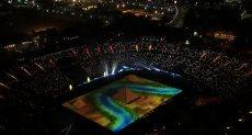 افتتاح بطولة افريقيا