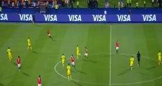 مباراة منتخب مصر