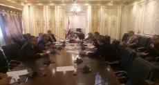 صورة اجتماع اللجنة الدينية