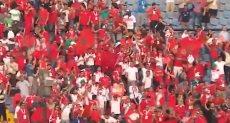 فرحة جماهير المغرب