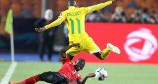 مباراة أوغندا وزيمبابوى