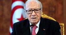 السبسي الرئيس التونسى الراحل