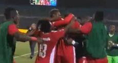 مباراة تنزانيا وكينيا