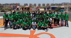 المتطوعين في أمم أفريقيا 2019