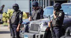 جانب من جهود الشرطة
