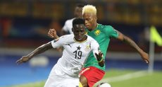 الكاميرون ضد غانا