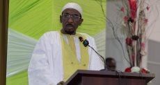 الدكتور محمدو باوميا نائب رئيس جمهورية غانا
