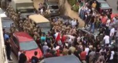 اشتباكات جبل لبنان