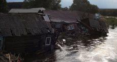 فيضانات سيبيريا