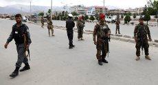 عناصر من الجيش الافغانى