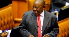 رئيس جنوب أفريقيا سيريل رامافوسا