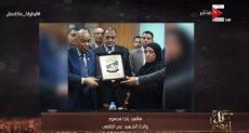 والدة الشهيد عمرو القاضي