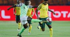 بمباراة نيجيريا وجنوب أفريقيا