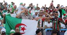 فرحة جماهير الجزائر