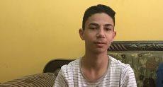 الطالب أحمد حاتم حمادة