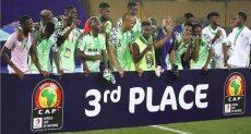 تتوّيج منتخب نيجيريا بالمركز الثالث في بطولة كأس أمم أفريقيا