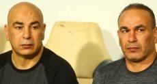 تشييع جثمان شقيق التوأم حسام وإبراهيم حسن