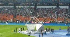 تحضيرات حفل كأس الأمم الأفريقية
