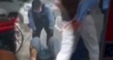 اعتقال المشتبه به بإضرام النار باستوديو فى اليابان