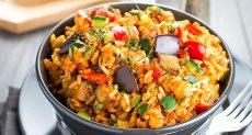 الأرز الإيطالى