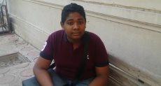 عبد الرحمن عبد الفتاح طالب ثانوى