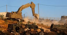 الاحتلال الاسرائيلي يهدم منازل الفلسطنيين