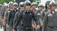شرطة تايلاند - صورة أرشيفية