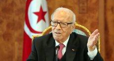 الرئيس التونسى الراحل