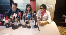 المؤتمر الصحفي الخاص بالنجم الكبير محمد منير