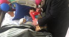 اللواء عمرو لطفى الرئيس التنفيذى لبعثة الحج المصرية