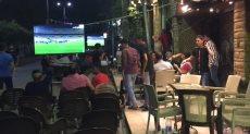 احتفالات شباب الإسكندرية