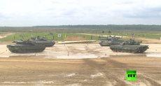دبابات الروسية