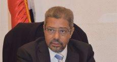 إبراهيم العربى رئيس الغرفة التجارية بالقاهرة