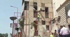 بدء أعمال ترميم معهد الأورام بالمنيل