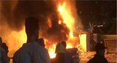 انفجار معهد أورام المنيل