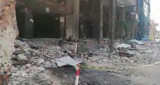 أثار حادث انفجار 3 سيارات أمام المعهد القومى للأورام