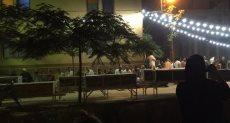 الاستعداد لاستقبال جثامين ضحايا حادث معهد الاورام