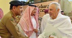 أمير مكة المكرمة الأمير خالد الفيصل