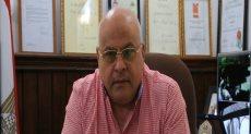 الدكتور محمد رجائى رئيس الإدارة المركزية لحدائق الحيوان