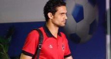 محمد نجيب لاعب الأهلى