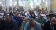 محافظ القليوبية ومدير الأمن يؤديان صلاة عيد الأضحى