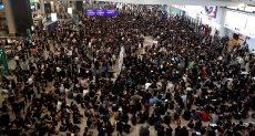 مطار هونج كونج الدولى