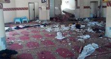 انفجار المسجد