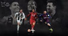 أفضل لاعب في أوروبا