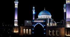 مسجد فخر المسلمين بالشيشان