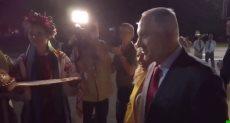 رئيس الوزراء الإسرائيلى وزوجته