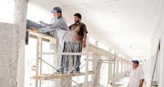 صيانة المدارس ارشيفية